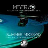 Summer 88-89 - New Beat (Abel Meyer 30th Anniversary First mix)