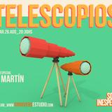 3° Programa Sonidos Inesperados: Telescopios 26-8-14