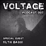 Voltage Podcast #007 - Kltn Bassi
