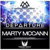 Trio Promotions Presents: Marty Mccann - D E P A R T U R E (Competition Mix)