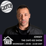 Jonsey - Cafe 432 - with Gavin Mills & Brian Keys Tharme 17 JUL 2019