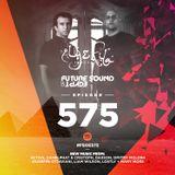 Future Sound of Egypt 575 with Aly & Fila