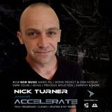 Nick Turner - ACCELERATE #114