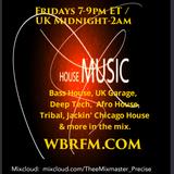 fri 10jan2020 the fun house show live wbrfm.com (Lock The Doors)
