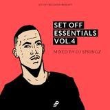 Set Off Essentials Vol.4 - Mixed by DJ Springz (Club Bangers!)
