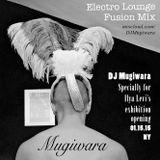 """DJ Mugiwara - """"Sybarite Lounge Mix"""" for Ilya Levi's Exhibition opening in NY"""