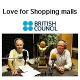 Love for shopping malls - English Language Corner