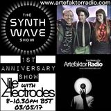 THE SYNTH WAVE SHOW '1st Anniversary with Vile Electrodes' (SWS24)