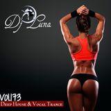 DEEP HOUSE VOCAL PROGESIVO TRANCE - DJ LUNA - VOL.173 - 2016