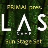Primal - Las Camp Festival 2016 Sun Stage set (18.06.2016)