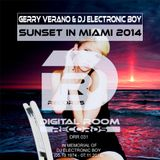 Sunset in Miami (In Memorial of DJ Electronic Boy Chill out Remix)