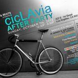 Treats & Beats CicLAvia After Party