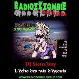 RadiozZzombiE - L'écho des rats d'égouts-Dj Sioux'boy - Episode XXXII (SPECIAL SURF GARAGE)