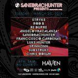 SanedracHunter Presents WMC-MMW 2014 Promo Mix