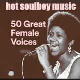 50great female voices