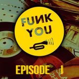 Funk U Episode 1 (Prosto Radio Kiev 102.5FM)