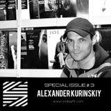 SPECIAL ISSUE No. 3 ALEXANDER KURINSKIY