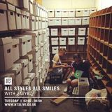 All Styles All Smiles w/ Javybz - 21st April 2015