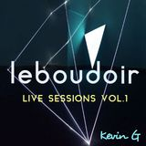 Le Boudoir presents. Sunday sessions vol.1 - KevinG