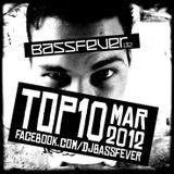 BassFever - Top 10 MAR 2012