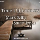 Mark Selby - Time Differences 183 (8th November 2015) on TM-Radio