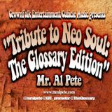 GrownFolk Entertainment/Cubicle Music presents 'Tribute to Neo Soul: The Glossary Edition'