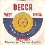 Money No Be Sand (Rare African & Caribbean 45s)