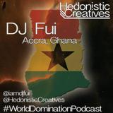 DJ Fui - Hedonistic Creatives Mix 019