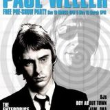 Time Tunnel Presents Paul Weller Pre-Gig Parties - The Enterprise, Camden March 2012