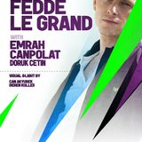 Emrah Canpolat @ Warm-Up Set For Fedde Le Grand (08-08-2010)