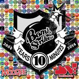 Mooqee & Beatvandals: Bombstrikes 10 Years in 10 Minutes