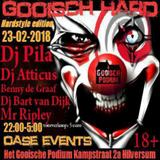 Benny @ Gooisch Hard (Gooisch Podium Hilversum 23-02-2018)