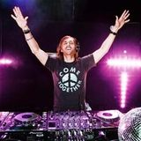 Set Mix with David Guetta remixes and productions
