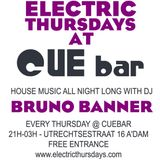 Bruno Banner Live @ Electric Thursdays Part 2 / CueBar Amsterdam Utrechtstraat 16 - 01/03/12