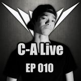 C-A LIVE EP 010