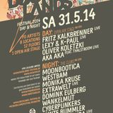 Audio Transmission - Docklands Festival 31.05.2014