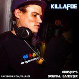 KSMIX04 - Killafoe - Intense and Destructive Dubstep Mix 2011