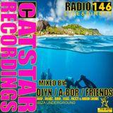 CATSTAR RECORDINGS RADIO SHOW 146 (Ibiza Underground)