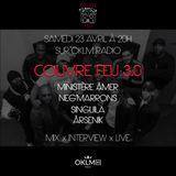 Couvre Feu Radio Show ft SECTEUR Ä (Episode2 Saison1) #OklmRadio