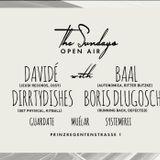 The Sundays Open Air 11/06/17 - Systemfrei (Petko & Hriga - Live DJ Set)