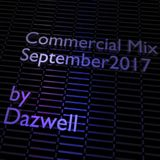 Commercial Mix September 2017 By Dazwell