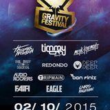 Dj Faith - Gravity Festival Praha 2015