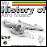 My History of Afro Music