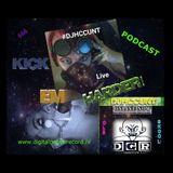 #DJHCCUNT @ D.G.Radio - Kick em Harder! LIVE PODCAST