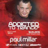 Alexander de Roy - Live @ Addicted To Trance 4 - Alter Ego, Szczecin (18-04-2015)
