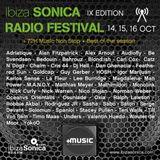 Nick Warren  - Live at Sonica Radio Festival (Recorder at Cirque de la Nuit Boat Party, Ibiza) - 1