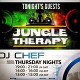 DJ CHEF & JUNGLE THERAPY & UNIVERSAL PROJECT-KOOL LONDON - 05-05-16