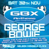George Bowie Live @ 69Below - Saturday 30th November 2013