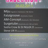 STEVE U.K.IT! - CLIMAX AFTERHOURS 060 -13.02.2011