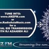 Eid-ul-Adha 2013 - RJ Azaadeh Ali - AMZFM UK